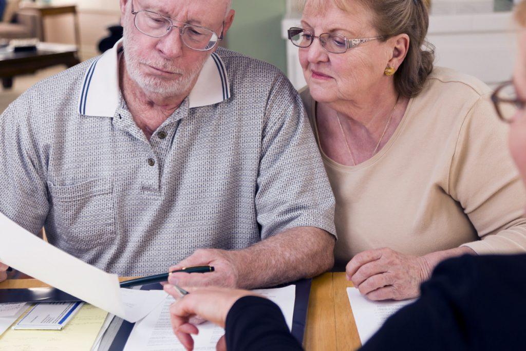 Может ли пенсионер взять кредит