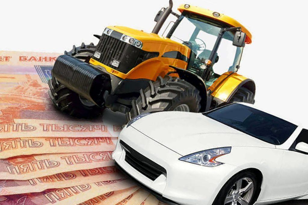 Кредитование под залог спецтехники: особенности и преимущества