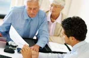 Кредит пенсионерам под залог недвижимости