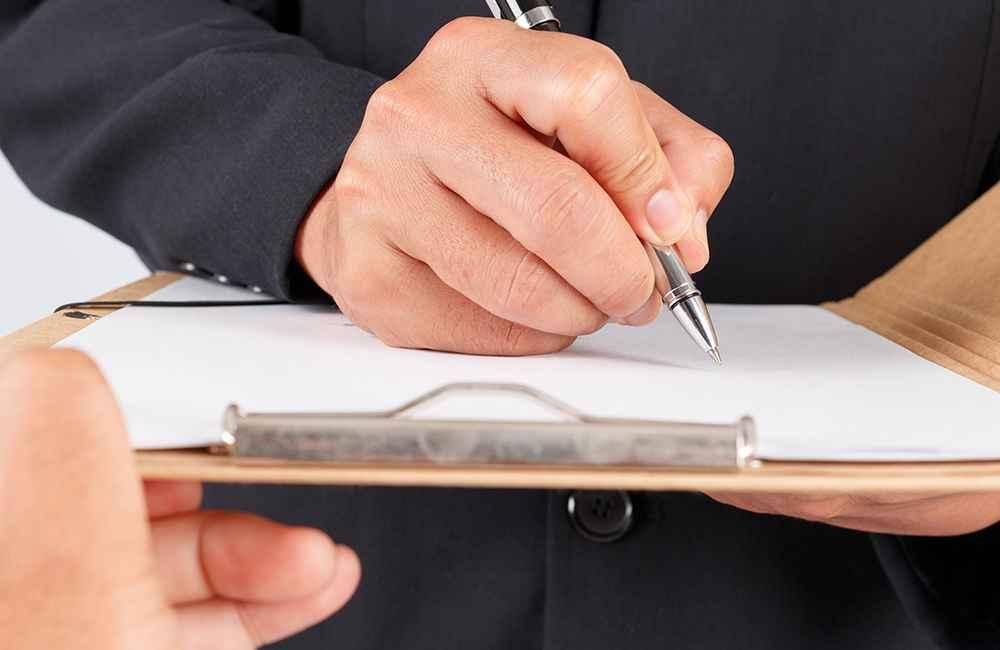Как заключить договор займа?